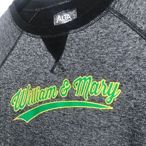 William and Mary College Sweatshirt